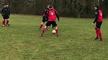 1st team vs. Mulbarton - Warm-up - 11-02-17
