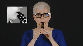 How to form the Clarinet Embouchure