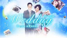 田中家小塚家結婚式「生い立ちムービー」