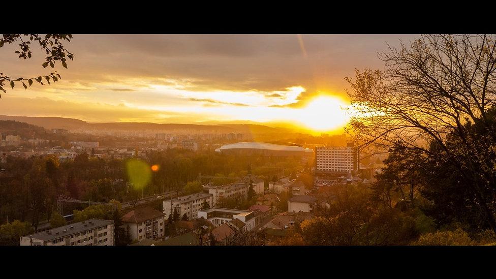 Cluj-Napoca Timelapse & Hyperlapse Movie