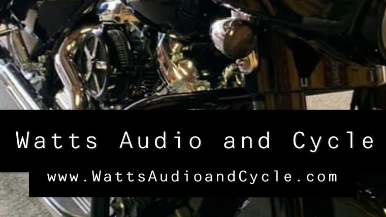 StreetGlide Audio Test