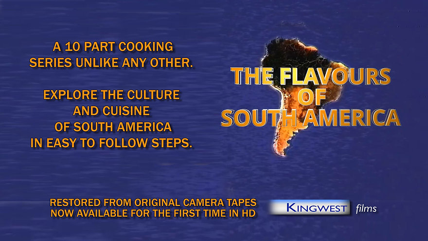 Flavours of South America