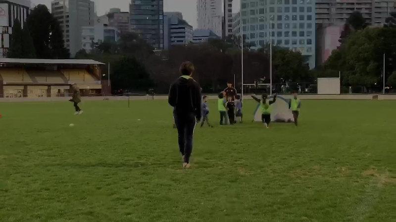 FUSION soccer school