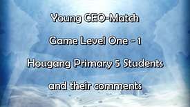 3 English 2 minutes Young CEO-Match Challenge Documentary Film for Schools