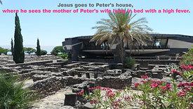 YearB_JOB 7 1-4; 6-7 CORIN 9 16-19; 22-23 MARK 1 29-39_5th Ordinary Sunday