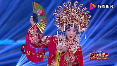 2019.01.28 【2019吉視春晚】李玉剛女裝献唱《梨花頌》
