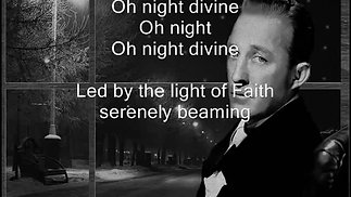 Bing Crosby - Oh Holy Night - YouTube (480p)