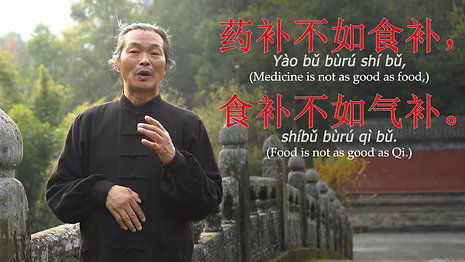 What is Qi Gong Taoist Master explains history, philosophy and power of Qi