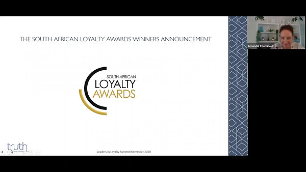 SOUTH AFRICAN LOYALTY AWARDS 2020 ANNOUNCEMENT