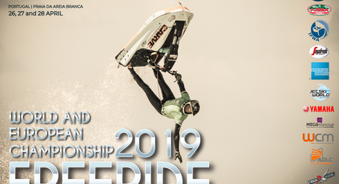 IFWA Freeride World Tour Stop 1: Lourinhã, Portugal 2019