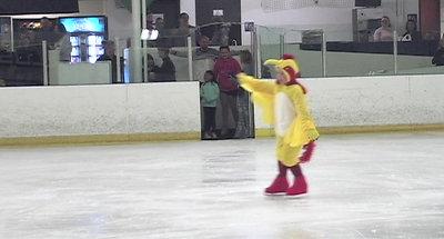 George Techno Chicken