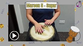 Sugar - Djembe Cover