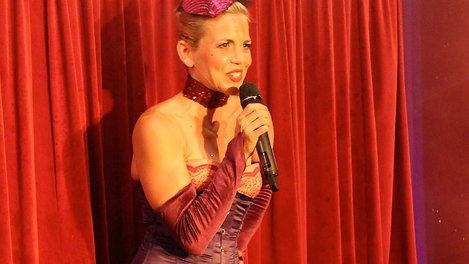 One Lady Magic Cabaret