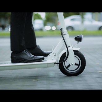 Joyor Electric Scooter Foldable & Portable