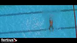 Dylan Mateo natación