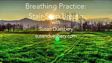 Stair-Step Breath
