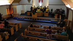 "5/20/2018 The Unity Choir sings ""You Made a Way"" Followed The Word From Acts 2:38-41 ""Get Out While You Can"" by Pastor Gaddy"