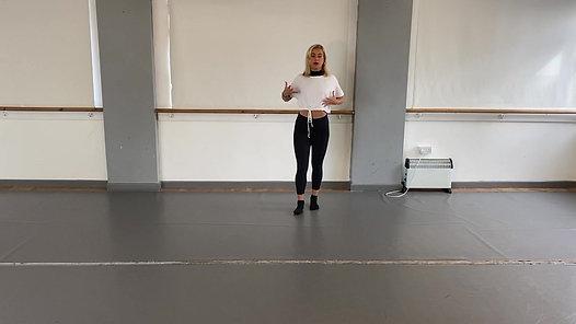 Emily Barker  - Long Class