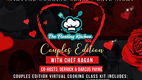 Couture Cares Presents The Floating Kitchen 901 -Couples Edition Recap