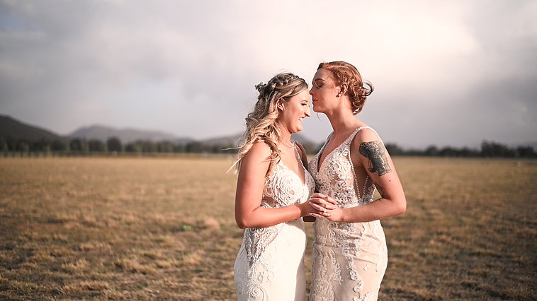 Hilary and Amy - Mudgee Wedding