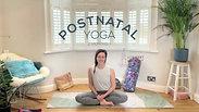 Postnatal Yoga Gentle 2 months+