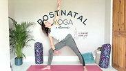 Postnatal Yoga 4 months+