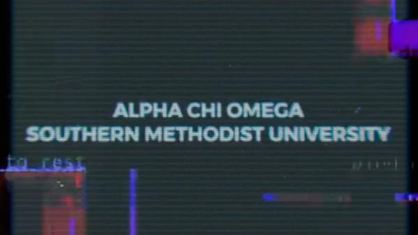 Alpha Chi Omega Promotional Video