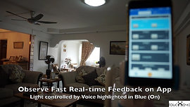 ToucHome Hall Voice Control