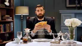 Pizzaville - Pizzatiquette with Jonas Valanciunas