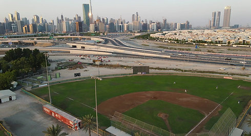 Welcome to the Dubai Little League