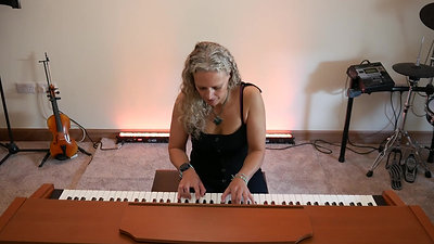 Piano teaching promo