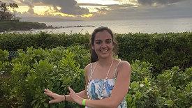 Hula-ing in Hawaii