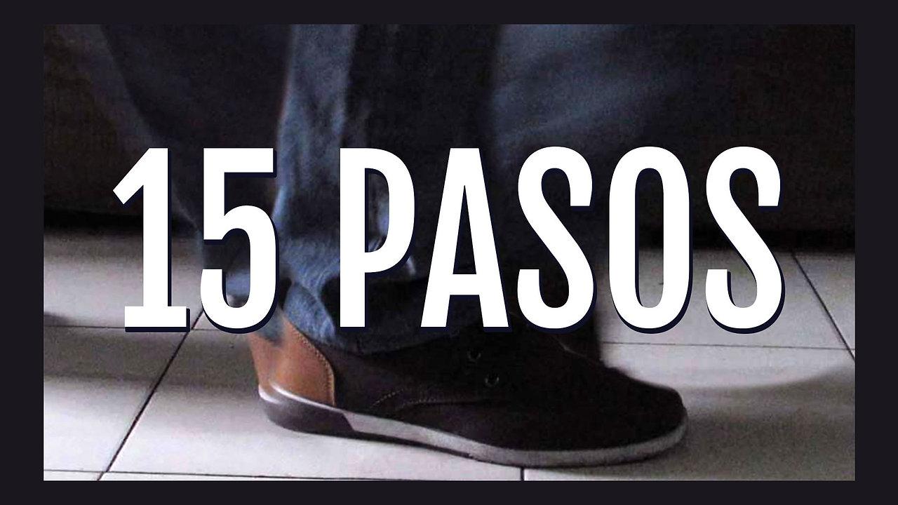 15 Pasos