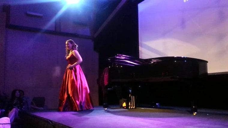 'Ch'il bel sogno' from La Rondine Puccini