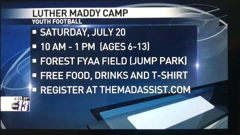 2019 Youth Camp News Video