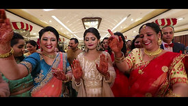 Vaibhav & Nidhi Engagement