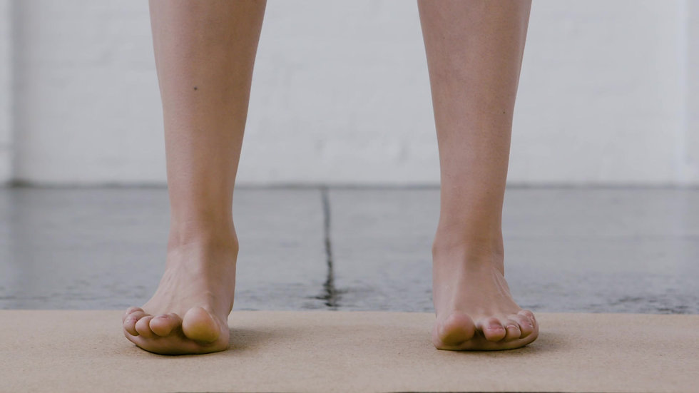 How to activate your feet