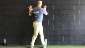T-spine Wall Rotations