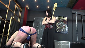Punished slave from Miss Monrow
