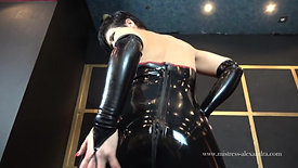 Teased by My latex