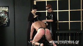 Two slaves, two different purpose.