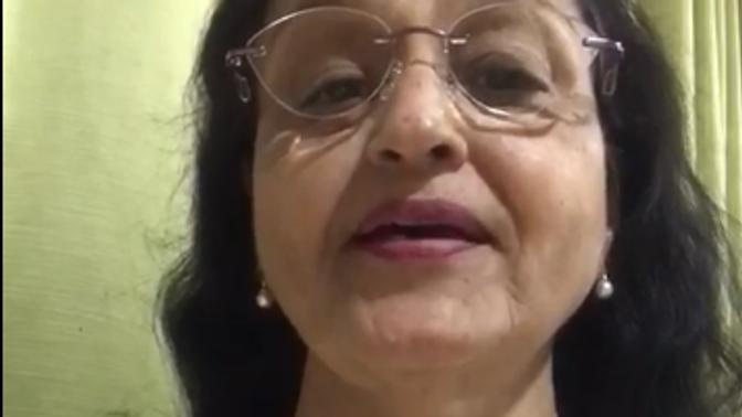 Kanchan Jadhav - Online batch 1