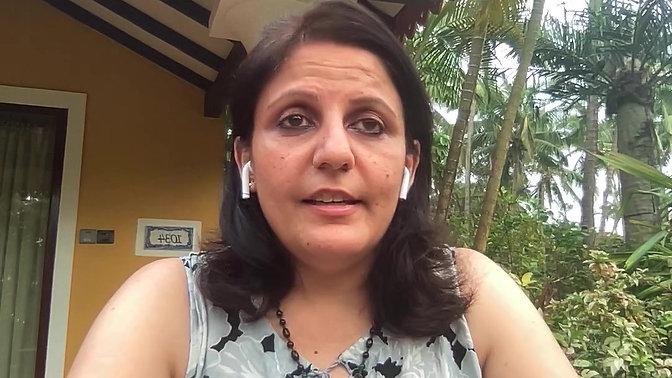 Hema Ahuja - Online batch 1