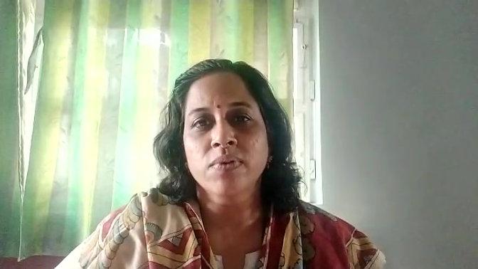 Kiran Joshi - Online batch 1