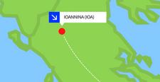 Ioannina Direct Flight