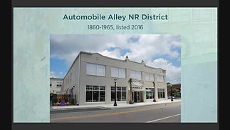 National Register and Historic Districts
