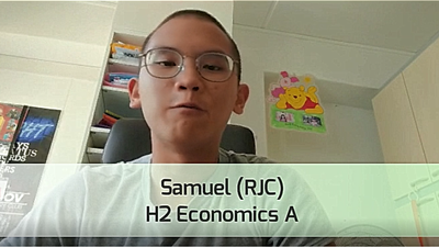 Hear from the 2019 Econs Students