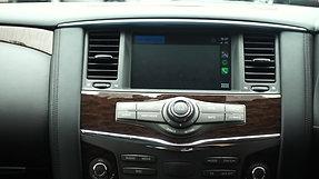 Nissan Patrol Series 5 CarPlay