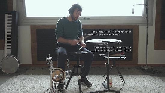 Cheap Drumming - Attacco Virtual Controller