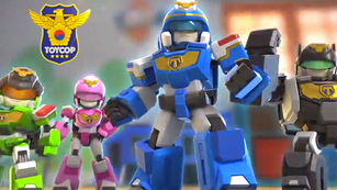 Toy Cop - 52 x 5'